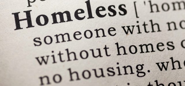 Fact Sheet on Homelessness